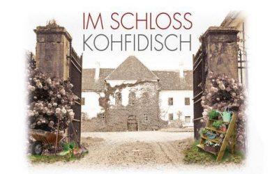 Gartentage im Schloss Kohfidisch 01.06.2019 bis 02.06.2019